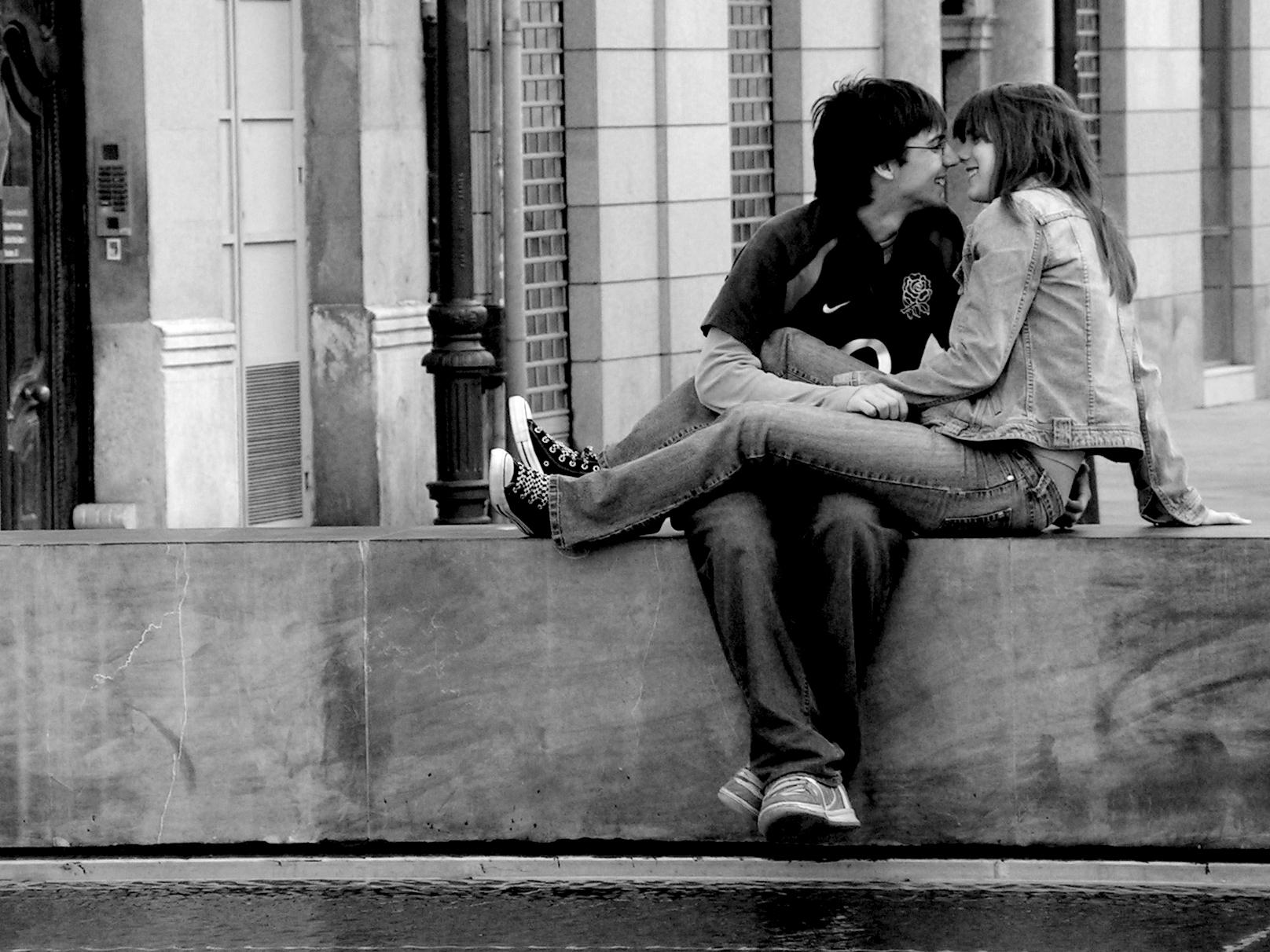 Годовщиной, картинки любовь черно-белые