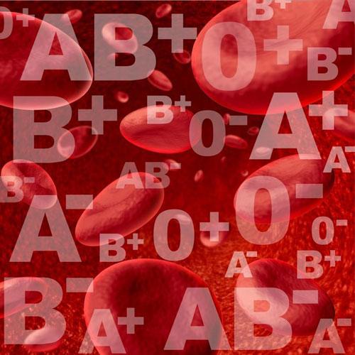 krvna grupa iz Japana