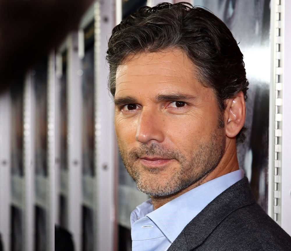 "HOLLYWOOD, CA - NOVEMBER 29: Eric Bana attends the ""Deadfall"" - Los Angeles Premiere  at ArcLight Hollywood on November 29, 2012 in Hollywood, California. (Photo by JB Lacroix/WireImage)"
