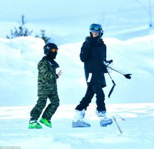 angelina-skijanje