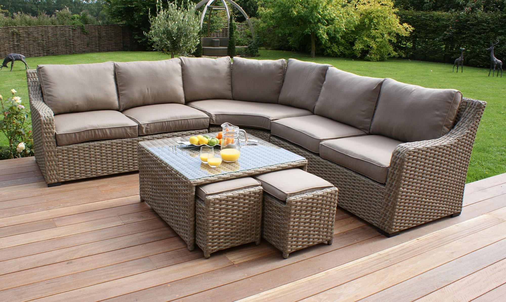 Uredite ba tu za odmor kao u raju azra magazin - Mobilier jardin design roberti rattan ...