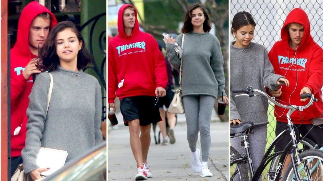 Justin i Selena se i danas druže