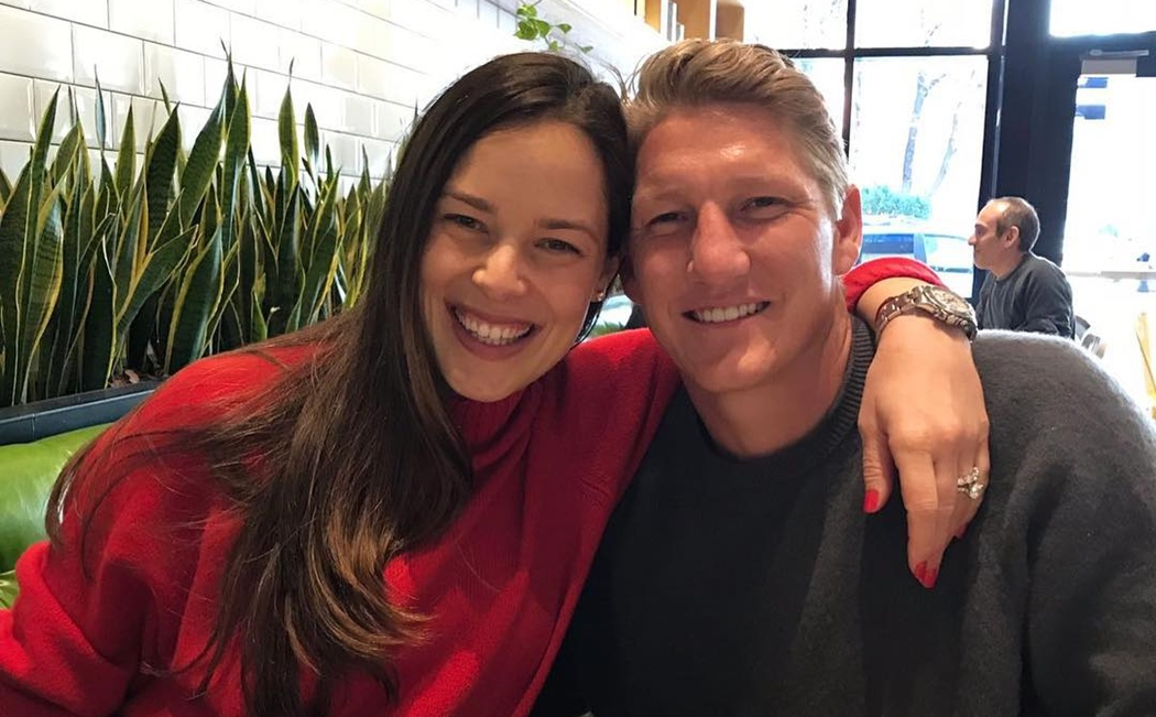 Ana Ivanović i Bastian Schweinsteiger pronašli pozitivnu stranu samoizolacije