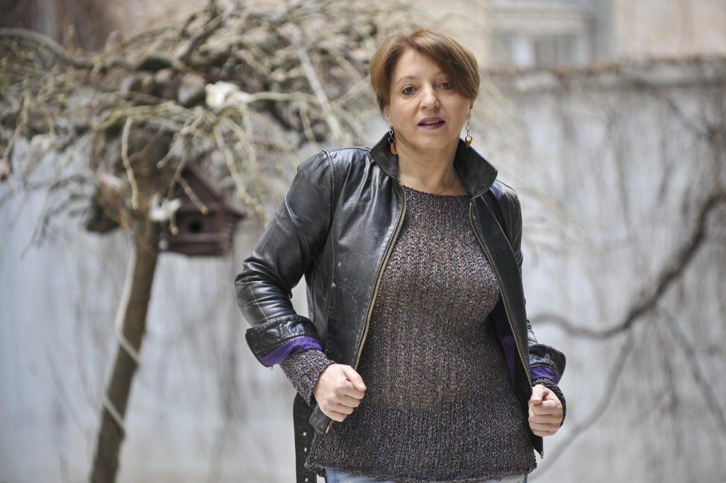 Mirjana Karanović pozirala čupava i bez trunke šminke