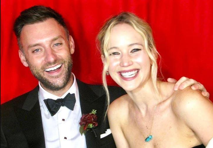 Udala se glumica Jennifer Lawrence