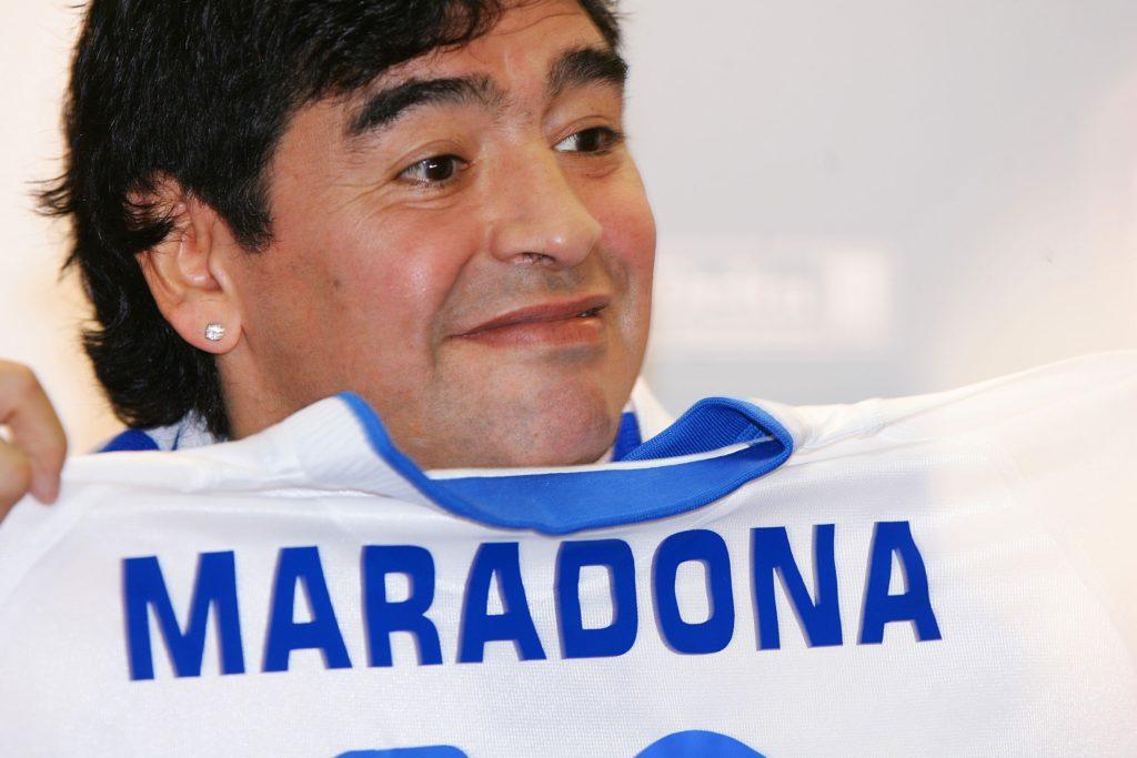 Tragedija: Preminuo Diego Maradona