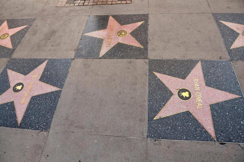 Dobili zvijezde na Stazi slavnih: Ovjekovječena romansa